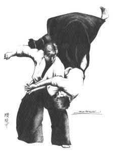 training aikido