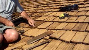 dojo roof repair